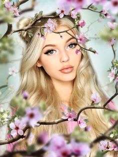 Photo effects combo by loren_gray_fan_xo on Photo Lab Loren Grey, Braided Hairstyles, Wedding Hairstyles, Brown Eyed Girls, Lace Hair, Blonde Wig, Wig Styles, Silky Hair, Hair Weft