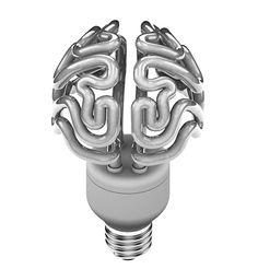 Intelligent Compact Fluorescent Light Bulb