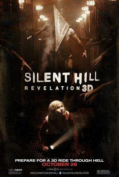 Silent Hill 2: Revelación 3D - Silent Hill: Revelation 3D (2012)   El cine vuelve a la ciudad de pesadilla de los videojuegos... El cine vuelve a la ciudad de pesadilla de los...