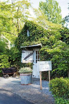 Hamptons House, The Hamptons, Sag Harbor New York, Next Door, Store Fronts, Garden Inspiration, New England, Outdoor Living, Bloom