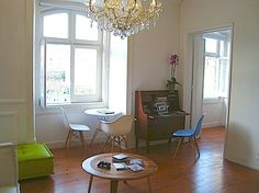 Downtown Design Hostel in Lisbon Portugal offers affordable place to stay in Lisbon with great views and comfortable rooms
