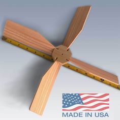 jchismar Assembled Wood Whirligig Blade Propeller Rotor w/ four Propeller Blades Woodworking Projects Plans, Diy Woodworking, Homemade Windmill, Wood Crafts, Diy And Crafts, Wooden Toy Trucks, Wood Shop Projects, Wind Spinners, Building For Kids