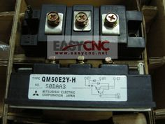 QM50E2Y-H Module IGBT Transistor www.easycnc.net