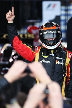Kimi Raikkonen - GP de Inglaterra - 1er Lugar