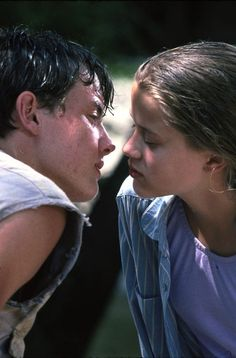 Have you ever liked someone so much it made you sick?- The Man in the Moon - 1991 Jason London & Reese Witherspoon