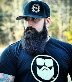 Moustache and Beard long Beard Game, Epic Beard, Full Beard, Hot Beards, Great Beards, Awesome Beards, Long Beard Styles, Hair And Beard Styles, Moustaches