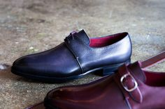 Hand made. Uniquely yours. #CobblerUnion   The Noah IV #derby by Cobbler Union