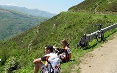 Rutas de verano... Y vosotros ya tenéis rutas planeadas para las vacaciones?  #route #rutas #ciclismo #carretera #montaña #verano #summer #vacaciones #bkieapp