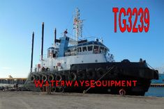 5150 HP ABS ocean tug is available for sale. Furthermore, this 2011 vessel is powered by twin screw CAT main engines. Engineering, Abs, Ocean, Movies, Movie Posters, Crunches, Films, Film Poster, Abdominal Muscles