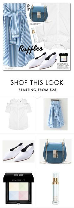 """""""Untitled #2732"""" by svijetlana ❤ liked on Polyvore featuring SJYP, Givenchy and Sisley"""