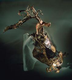 Mask for a Horse's Head. Scythian, Pazyryk Culture. 5th - 4th century BC [1741x1920]