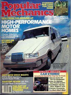 44 Best EMC (Eldorado Motor Corp ) Starfire Motorhome RV AKA