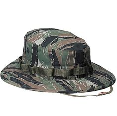 ea2058acd9c49 Rothco Boonie Hat Tiger Stripe - Inch Quality tested and ensured for  maximum durability Designed with only the toughest