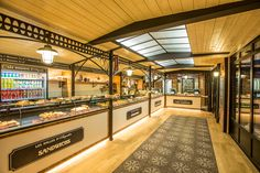 Boulangerie AUGUSTIN à Rennes - Architecture du bâtiment et architecture intérieure par l'agence LABEL ETUDES