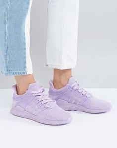 eb1d172ef adidas Originals EQT Support Adv Sneaker In Lilac