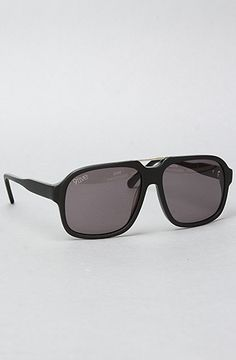 bd193b4dde The Fronts Sunglasses in Matte Black by 9Five Eyewear Matte Black