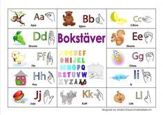 Learn Swedish, Swedish Language, Sign Language, Kindergarten, Beautiful Pictures, Preschool, Education, Learning, Elsa