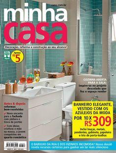 Minha Casa - edição de agosto de 2014 - Minha Casa