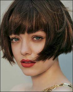 Bob Frisuren Für Junge Frauen Moderne 2018 - Neue Haare Trends | Einfache Frisuren