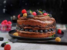 Annonsørinnhold: Her er MENY-kokkens forslag til ukens meny: Uke 16 How To Make Cake, Tiramisu, Sweet Tooth, Muffins, Deserts, Health Fitness, Cupcakes, Vegan, Cookies