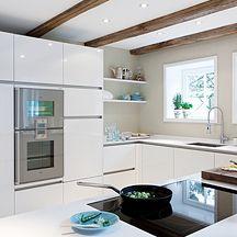 Nobilia Küchen   Produkte   Küchengalerie   Weiß | Küche | Pinterest |  Kitchens
