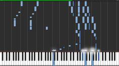 Moonlight Densetsu - Sailor Moon (Opening 1) [Piano Tutorial] (Synthesia...