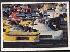 Panini Super Auto 1977 Sticker - Sticker No 90 - Racing Cars   eBay