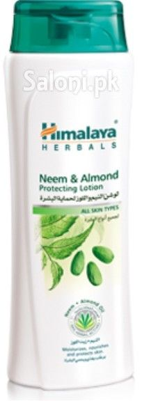 HIMALAYA HERBALS NEEM & ALMOND PROTECTING LOTION 200 ML Saloni™ Health