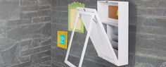 Poupe espaço! Mesa dobrável de parede e móvel num só! - Lisboa - LetsBonus