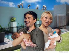 Enrique Iglesias, Anna Kournikova Drop $600k to Upgrade Home for Twins   TMZ.com