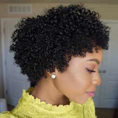 Moisturized and Defined Twist Out on Short Natural Hair Suggested Videos