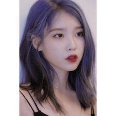 iu pics on Hair Inspo, Hair Inspiration, Iu Hair, My Hairstyle, Grunge Hair, Korean Celebrities, Girl Crushes, Kpop Girls, Asian Beauty