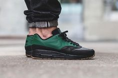 The Nike Air Max 1 Vac Tech Gorge Green launches tomorrow  http://ift.tt/1Qfjr2l