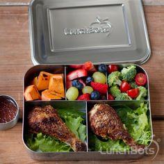 Bento Lunch Box Ideas | School Lunch Ideas | LunchBots Gallery