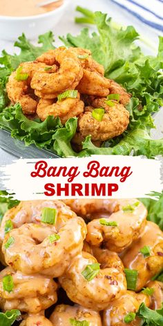 Blackened Bang Bang Shrimp combes two of my all time favorite recipes, blackened shrimp, with a copycat recipe of Bonefish Grill's Bang Bang Shrimp, into one fabulous dish for a mouthwatering seafood dinner! #Shrimp #BangBangShrimp #BlackenedShrimp #FriedShrimp #BlackenedBangBangShrimp #FlavorMosaic Best Seafood Recipes, Healthiest Seafood, Restaurant Recipes, Fish Recipes, Vegan Recipes, Shrimp Recipes, Snacks Recipes, Seafood Appetizers, Seafood Dinner