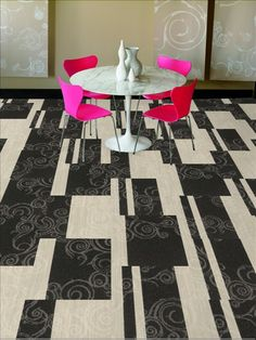 vivid swirl tile | 59505 | Shaw Contract Group Commercial Carpet and Flooring