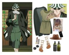 """""""Kisuke Urahara Casual Cosplay // oh my!"""" by r5er622 on Polyvore featuring Violeta by Mango, Steve Madden, Forever 21, AMBRE and Urban Decay"""