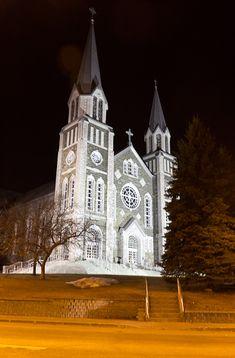Église de Baie-St-Paul, Charlevoix, Québec