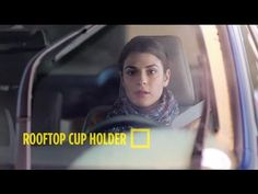 """One day we will have """"Rooftop Cup Holder"""" on CR-V!  Click on the image for details.  #Honda #HondaCanada #CRV #Ontario #Toronto"""