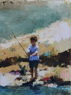 Summer Fun - Susie Pryor....this will be my boy one day!!