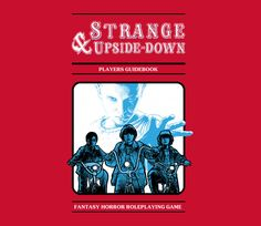 Strange & Upside-Down | Stranger Things | Dungeons and Dragons | TeeFury