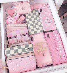 Pink Love, Cute Pink, Pretty In Pink, Girly Phone Cases, Accessoires Iphone, Baby Pink Aesthetic, Pink Wallpaper Iphone, Just Girly Things, Everything Pink