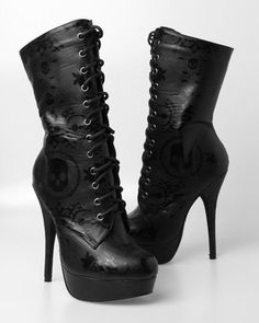 Lacey Days Boot: Had to have them, so I bought them. Now if only i can get some darn leggings so I can wear these out.