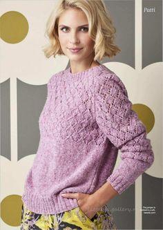 Items similar to Jumper knit pattern Women sweater pdf Pullover knit pdf Sweater  knit pattern Pullover pattern pdf Knit jumper pattern Pdf pullover on Etsy cf09aaa5e