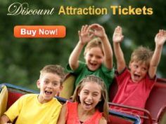 Discount Attraction Tickets to SoCal Theme Parks - Six Flags Magic Mountain & Hurricane Harbor, Universal Studios, Disneyland, Legoland and more