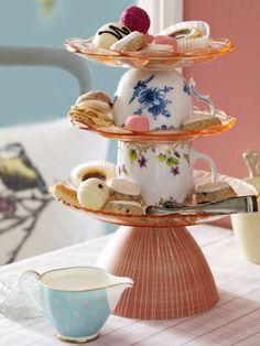 Gosto que se Discute: Não apenas para se tomar um delicioso chá ...