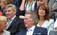 Oh, dear, kraakt het huwelijk van de Middletons?