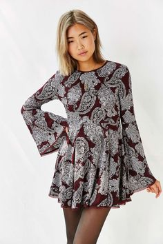 Cute dress for winter/Christmas family party or dinner