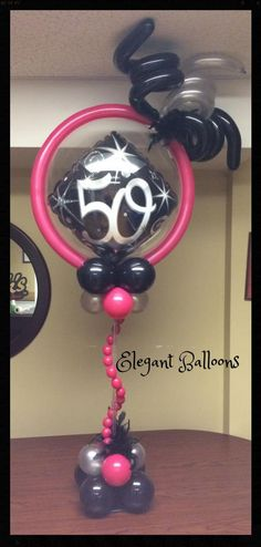Elegant Balloons - Gallery - Centerpieces