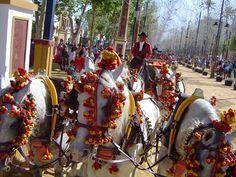 Feria de Abril: Sevilla